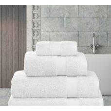 Полотенце махровое Karna Arel, 70*140 см, цвет белый