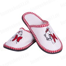 "Тапочки женские из войлока ""Кошка"",размер 37-39, непромокаемая подошва"