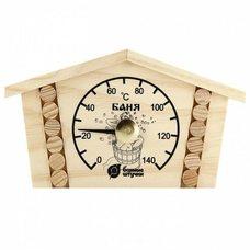 Термометр для бани Избушка 18014