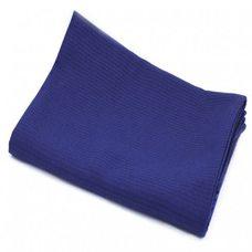 Простынь для бани и сауны вафельная, синия, 150*80 см