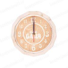 Часы Бочонок темные Добрыня