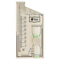 Термометр с песочными часами Банные Штучки 18036