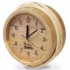 Часы вне сауны Sawo 530-D,кедр