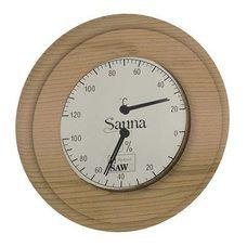 Термогигрометр Sawo 231-THD,кедр