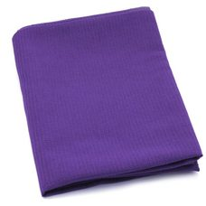 Простынь для бани и сауны вафельная, фиолетовая, 150*180 см