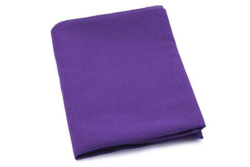 Простынь банная вафельная, фиолетовая, 150*180 см