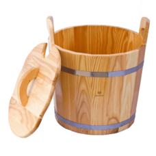 Запарник для бани Bentwood, лиственница натуральная,22 л