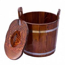 Запарник для бани, Bentwood, лиственница мореная,22 л